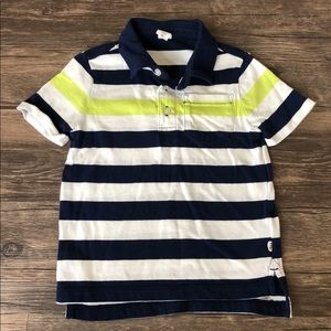 GAP stripped polo